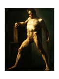 Study of a Man  1808-1812