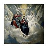 The Coronation of the Virgin  1592