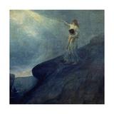 El Genio Y La Inspiracion  1905