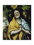 Saint Peter in Penitence  1585-1590