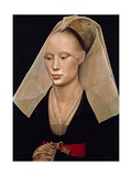 Portrait of a Woman  C 1460