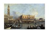Ducal Palace  Venice  1755