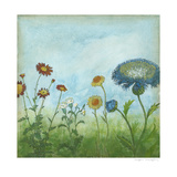 Antique Floral Meadow II