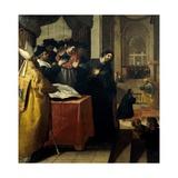 San Juan De Mata Renuncia Al Doctorado Y Lo Acepta Luego Por Inspiración Divina  1634