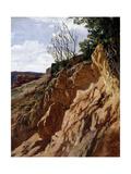 Tajo Colorado (Río Piedra De Aragón)  Ca 1872