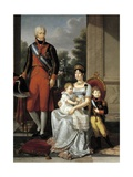 Family of the King of Etruria  1804