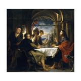 Emaus Dinner  1635-1640