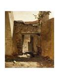 A Corral (Aragon)  Ca 1872