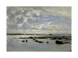 Low Tide (Guethary)  Ca 1881