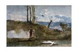 Ophelia  1860-1871