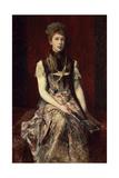 Portrait of Dora Von Makart