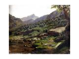 Picos De Europa  Ca 1874