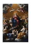 Assumption and Coronation of the Virgin  1602-1603