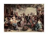 Pareja De Baile  1663