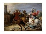 Proezas De Reinaldo Frente a Los Egipcios  1628-1630