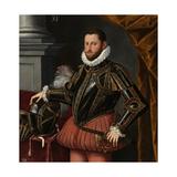 El Archiduque Diego Ernesto De Austria  Ca 1580