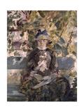 Portrait of Adele Tapie De Celeyra  1882