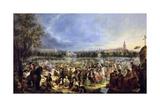 La Feria De Sevilla  1847