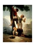 Boys Climbing a Tree  1791-1792