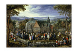 Country Wedding  1621-1623