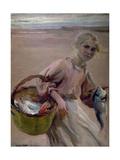 Pescadora Valenciana  1900