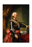 Charles III of Spain  C 1761