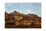 Despeñaperros  ca 1862