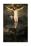 Christ on the Cross  1604