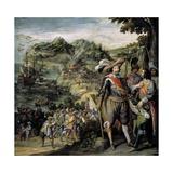 Recuperación De La Isla De San Cristóbal  1634