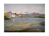 The Manzanares River  1908