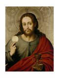 The Saviour  1545-1550