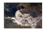 Female Nude  1902