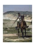 Detalle Escena Del Quijote