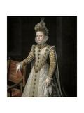 The Infanta Isabel Clara Eugenia  1579