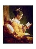 Reading Girl  1776