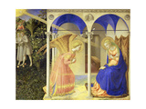 The Annunciation  1426-1428