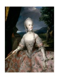 Maria Carolina of Austria  Queen of Naples  Ca 1768
