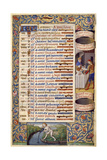 Book of Hours of King Charles VIII of France  1494