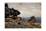 Lekeitio Beach  Ca 1872