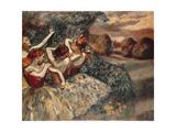 Four Dancers, 1899 Giclée par Edgar Degas