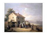 Una Venta  1843
