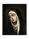 Mater Dolorosa  1660-1670