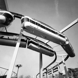 The Monorail of the New York World's Fair