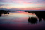 Chincoteague Bay Sunset  Taken from Assateague Island  Maryland