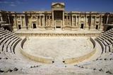 Roman Theater from 2nd Century AD Palmyra  Syria
