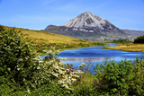 Mount Errigal in Donegal  Ireland