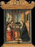 Annunciation of the Archangel Gabriel to The Virgin