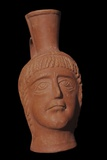 Ancient Anthropomorphic Drinking Cup