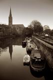 Barge Mooring