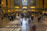 Commuters Streaming Through Grand Central Station